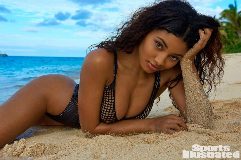 Danielle Herrington NUDE & Topless Pics for Sports Illustrated 24