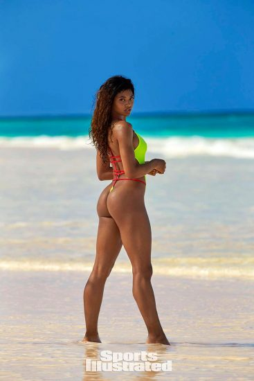 Danielle Herrington NUDE & Topless Pics for Sports Illustrated 37