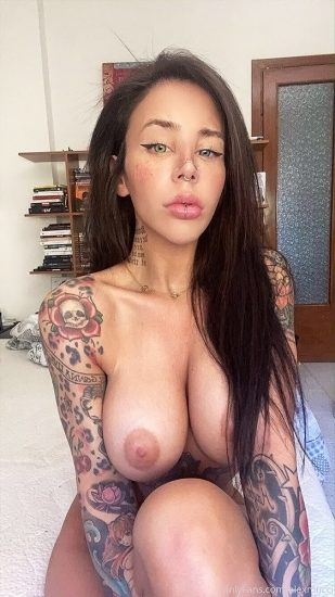 Alexis Mucci Nude LEAKED Pics & Porn Blowjob Video 2
