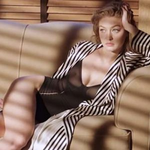 Gigi Hadid See Through for Pirelli Calendar 2019