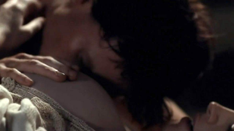 Hayley Atwell hot sex scene