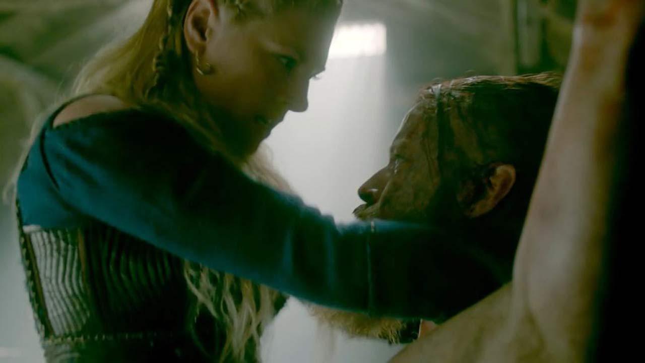 Katheryn winnick vikings sex scene