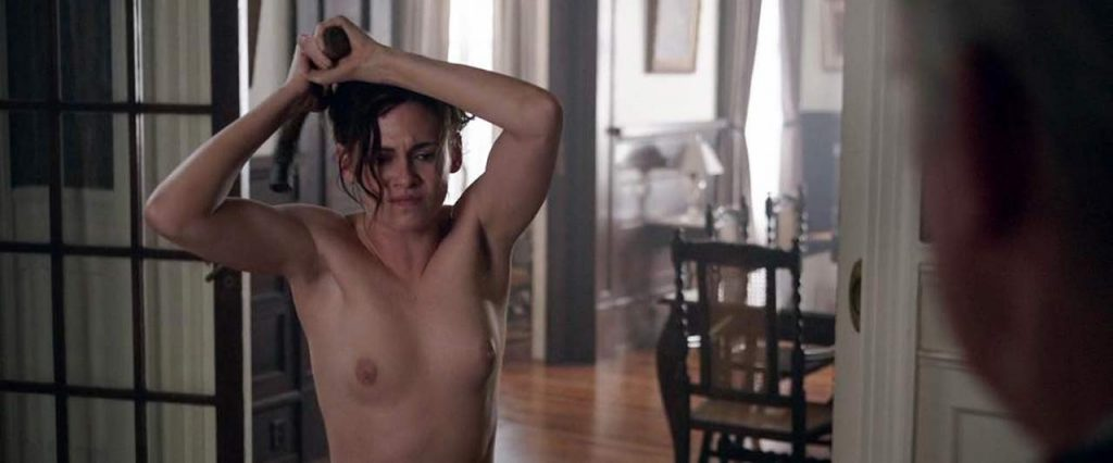 Kristen Stewart Nude Leaked Pics and Porn and Scenes 121