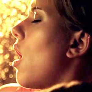 Scarlett Johansson Fingered in a Car in 'A Love Song for Bobby Long'