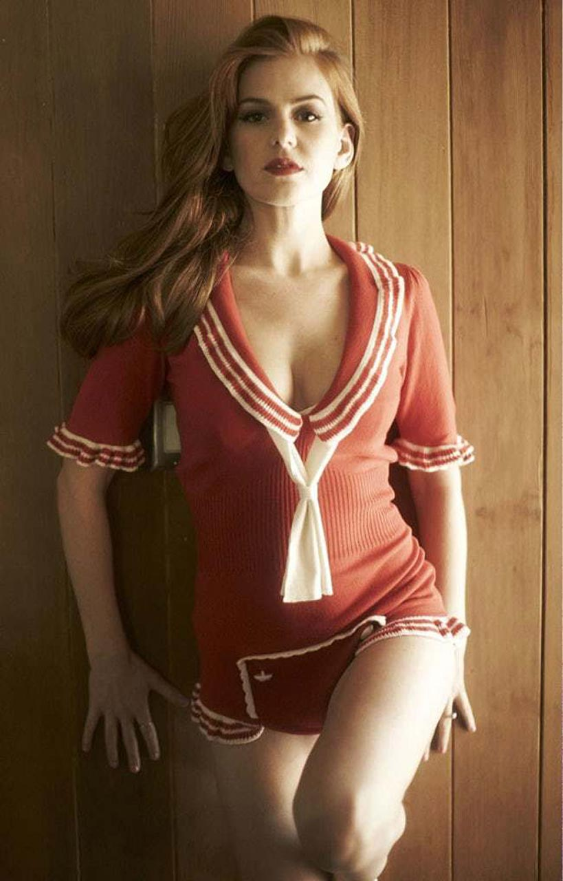 Isla Fisher Nude Photos isla fisher nude and sexy photos - scandal planet