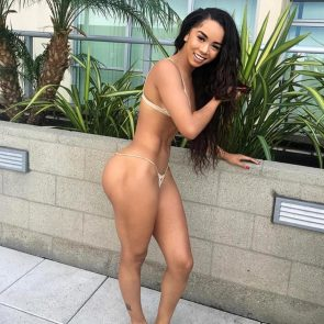 Brittany Renner Nude LEAKED Pics And Sex Tape Porn 21