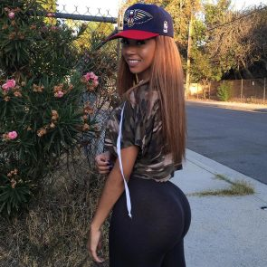 Brittany Renner Nude LEAKED Pics And Sex Tape Porn 25