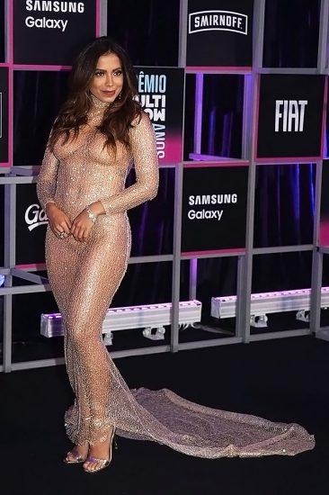 Nude anitta Anitta Nude