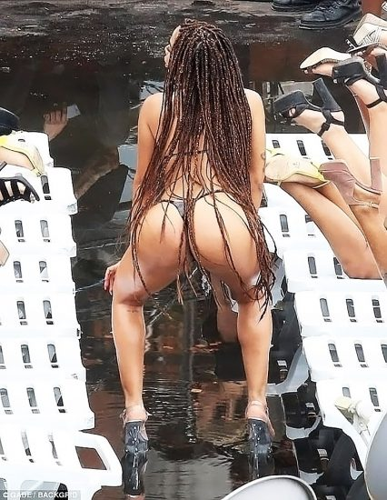 Anitta ass in thongs sex tape