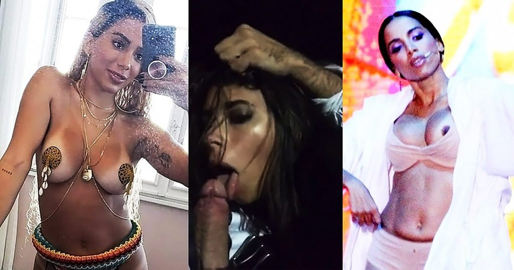 Anitta Nude Pics & Videos And LEAKED Sex Tape 2