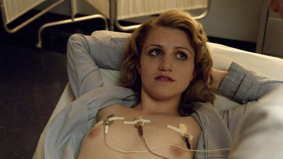 annaleigh ashford nude scene from masters of sex