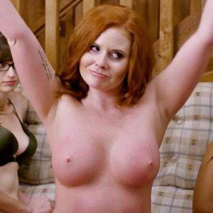 Libby Blanton Nude Game Scene from 'Crazy Lake'