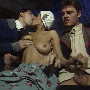 Nackt julia blankenburg Is Julia
