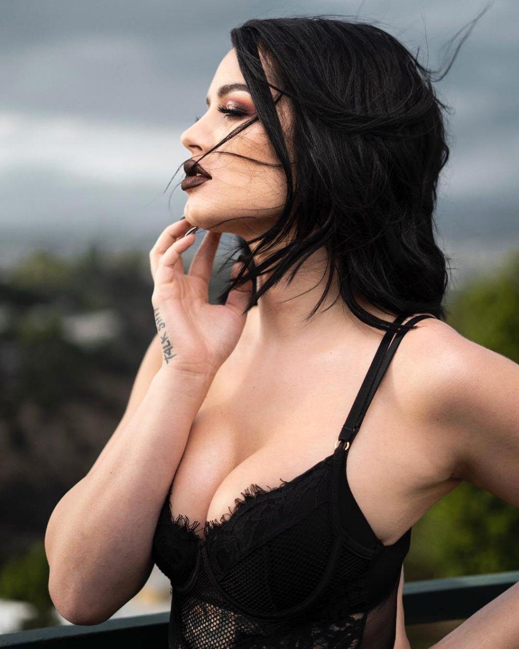 Paige wwe sexy