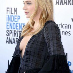 Chloe Grace Moretz hot boobs