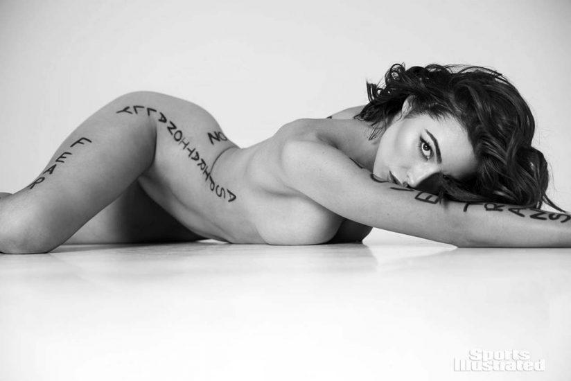 Olivia Culpo breasts for peta