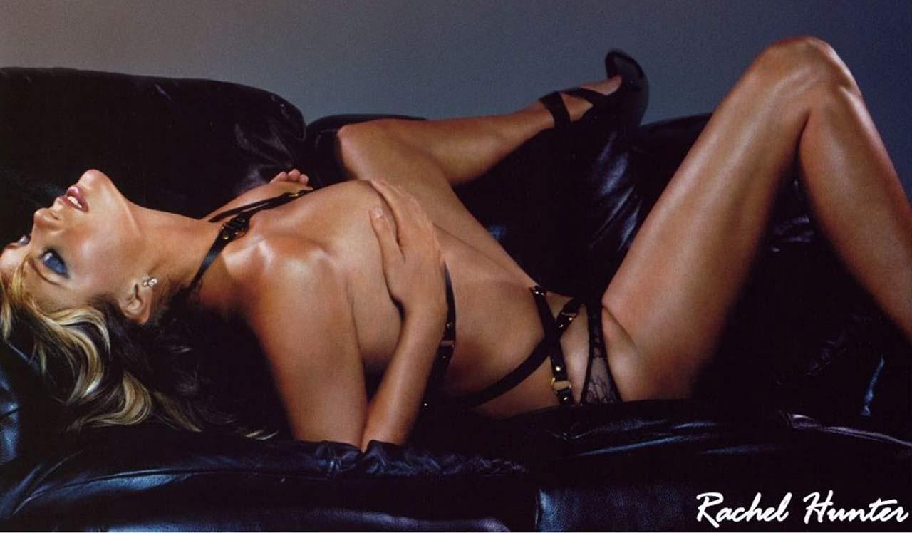 Rachel Hunter xxx