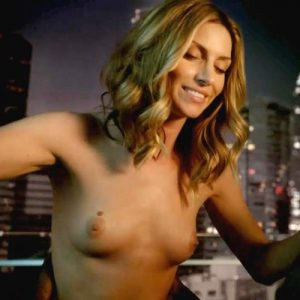 Dawn Olivieri Nude Scene from 'House of Lies'