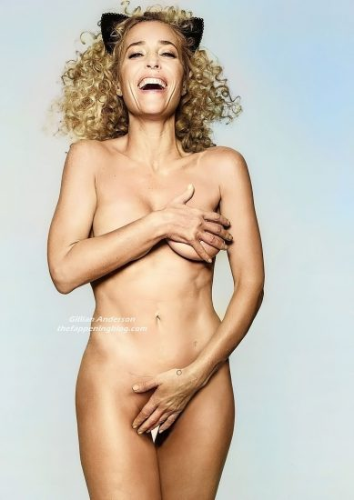 Gillian Anderson Nude LEAKED Photos And Topless Sex Scenes 2