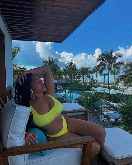 Jordyn Woods Nude & Sexy Pics And LEAKED Sex Tape 19