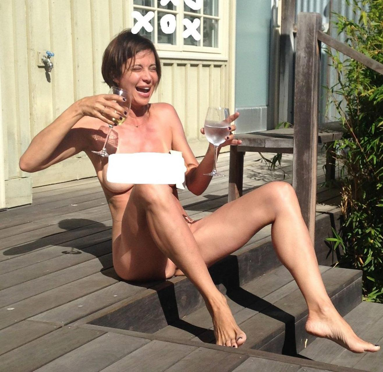 Catherine bell nude picture