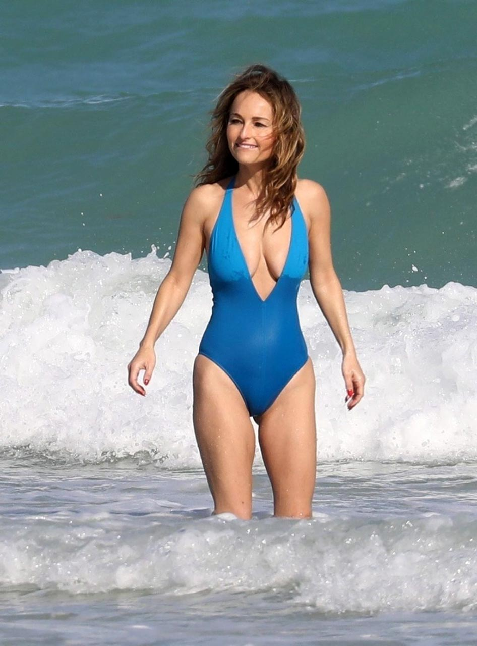 Giada de laurentiis pussy playboy think, that