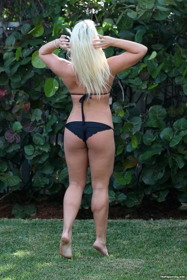 Brooke Hogan Nude LEAKED Pics & Blowjob Sex Tape 23