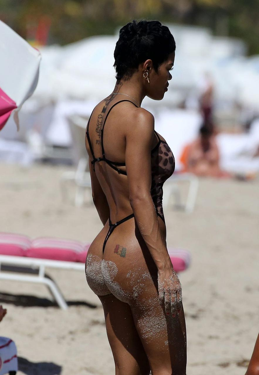 thongs Nude big butt