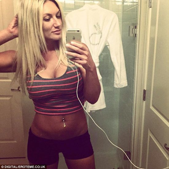 Brooke Hogan Nude LEAKED Pics & Blowjob Sex Tape 14