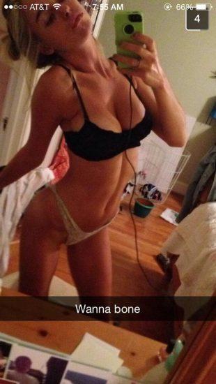 Elizabeth Turner leaked selfie