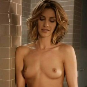 Dawn Olivieri Topless Scene from 'House of Lies'