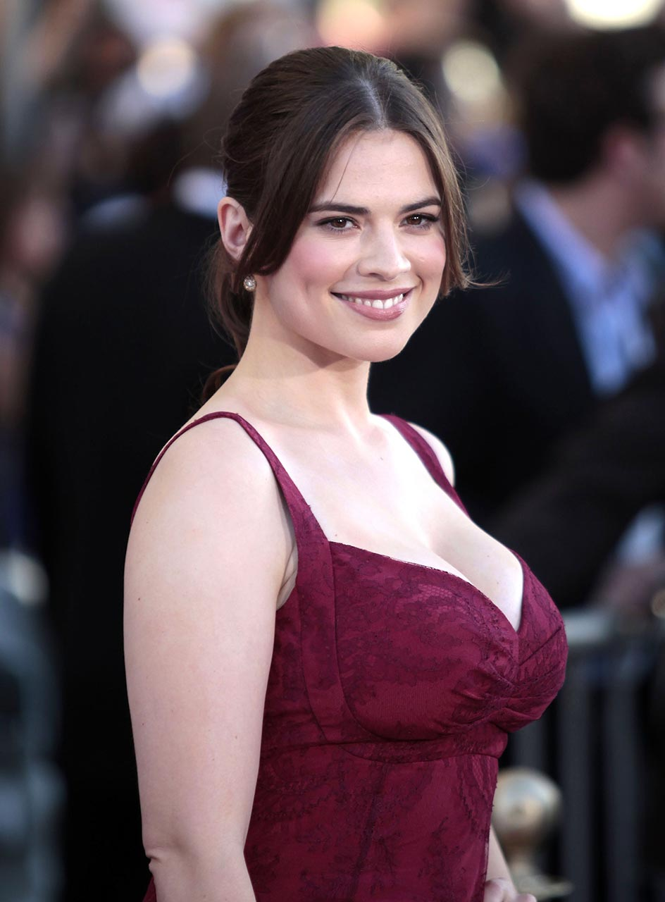 Hayley Atwell Nude LEAKED Pics & Porn & Sex Scenes