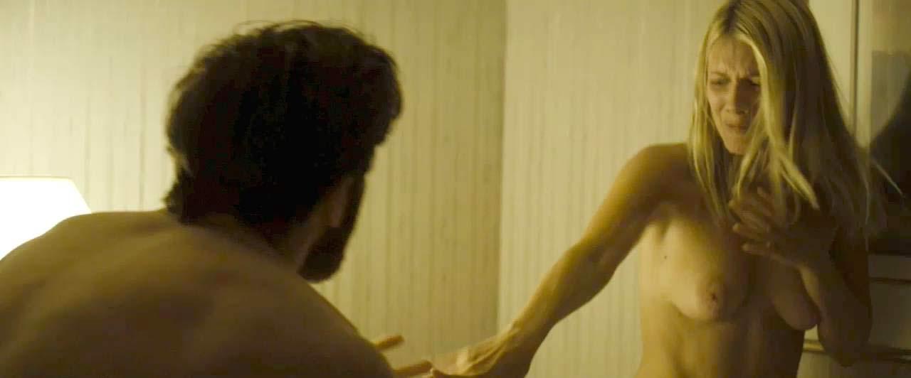 Mélanie Laurent  nackt