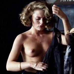 Patsy Kensit Nude Scene from 'Beltenebros'
