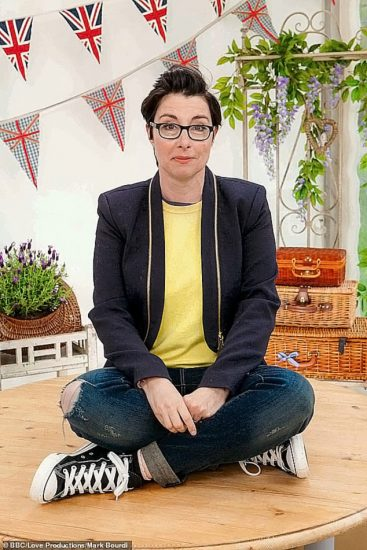 Sue Perkins Nude LEAKED Photos & iCloud Pussy Porn 33