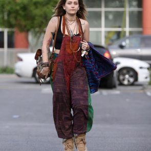 Paris Jackson Nude Photos, Porn and Nip Slip [2021] 58