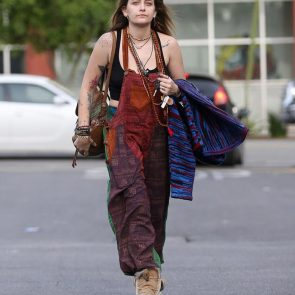 Paris Jackson Nude Photos, Porn and Nip Slip [2021] 59