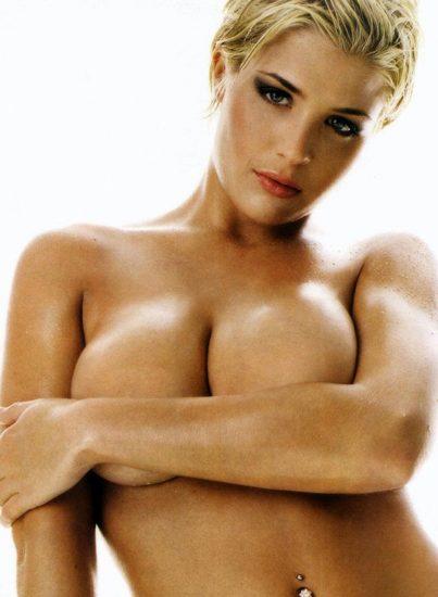 Gemma Atkinson Nude LEAKED Pics & Lesbian Porn Video 16