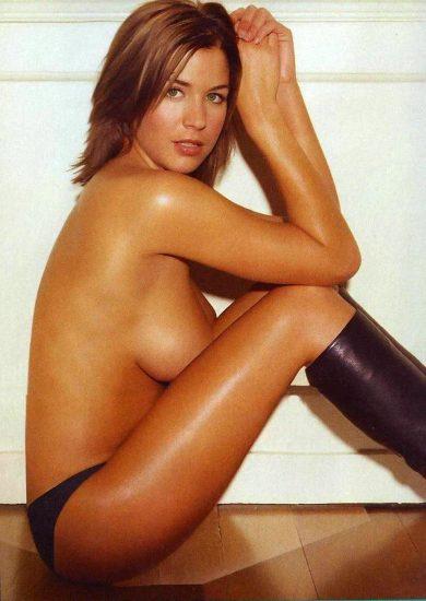 Gemma Atkinson Nude LEAKED Pics & Lesbian Porn Video 28