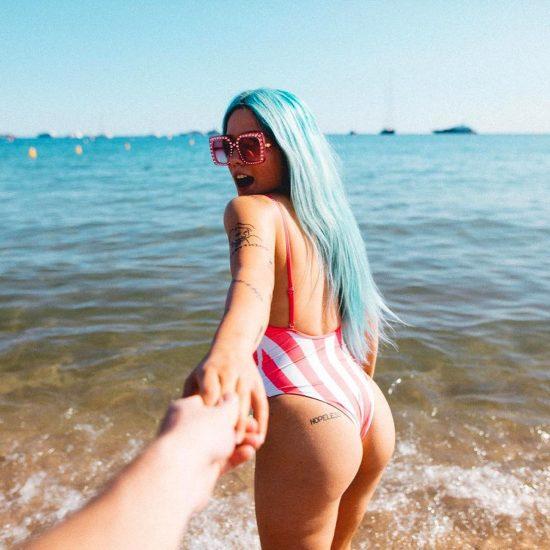 Halsey Nude LEAKED Pics, Porn Video & Sexy Photos 20