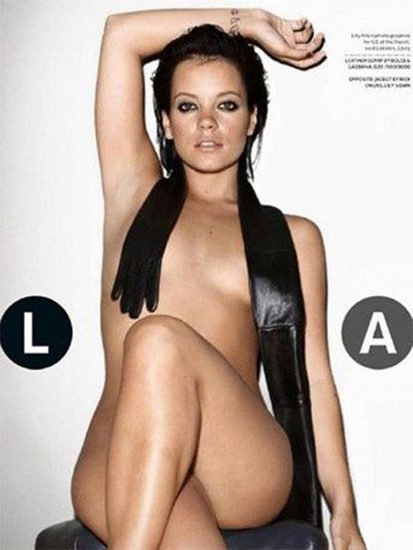 Lily Allen Nude LEAKED Pics & Porn Video Collection 4