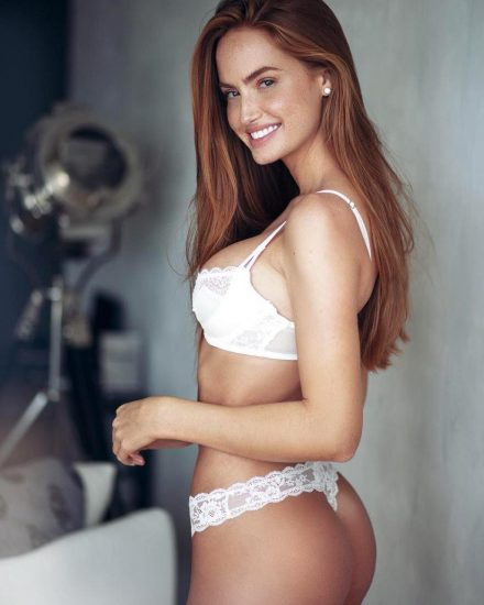 Haley Kalil Nude in LEAKED Porn & Topless Photos 88