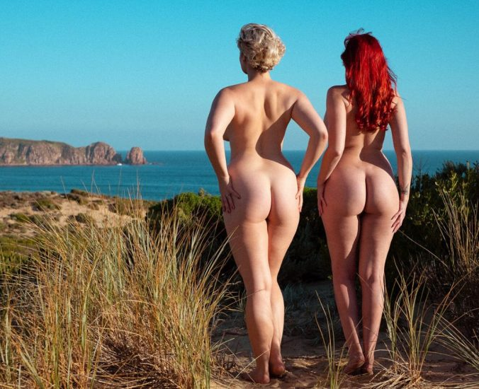 Stefania Ferrario Nude & Lesbian Pics And LEAKED Porn 86