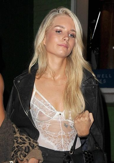 Lottie Moss Nude LEAKED Photos & Porn Video 62
