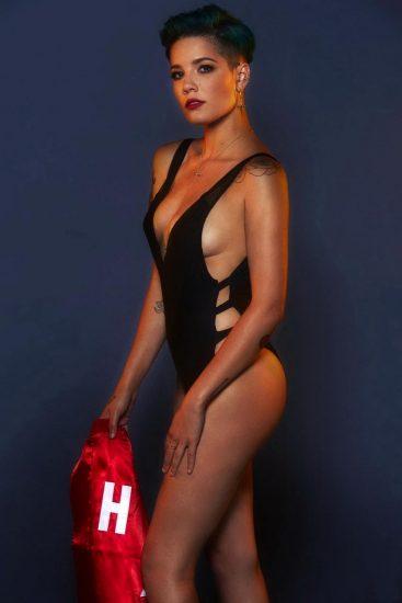 Halsey Nude LEAKED Pics, Porn Video & Sexy Photos 34