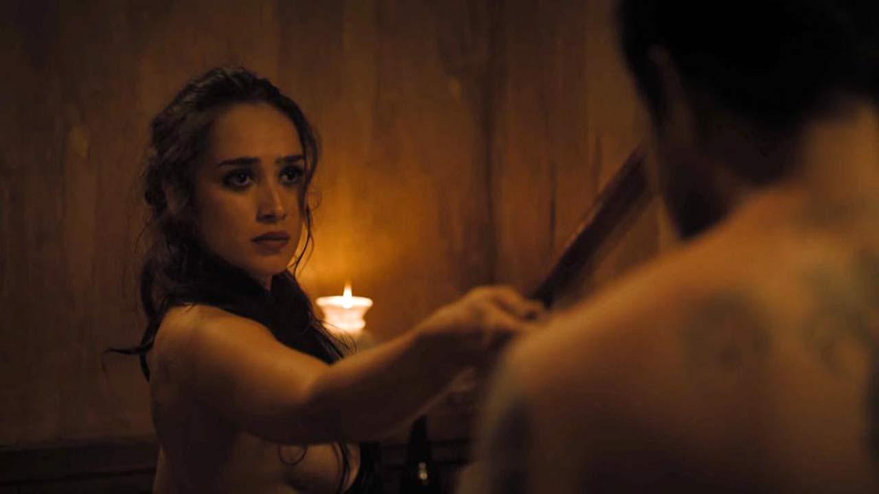 Alexandra Video Porno alexandra gottardo nude sex scene from 'grisse' - scandal planet
