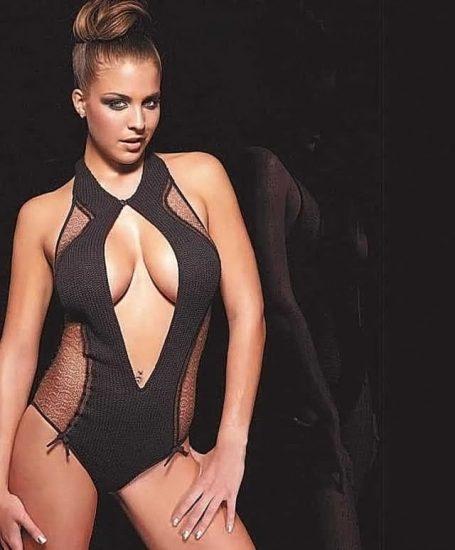 Gemma Atkinson Nude LEAKED Pics & Lesbian Porn Video 50