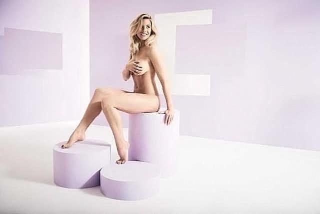 Gemma Atkinson Nude LEAKED Pics & Lesbian Porn Video 37