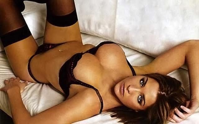 Gemma Atkinson Nude LEAKED Pics & Lesbian Porn Video 43