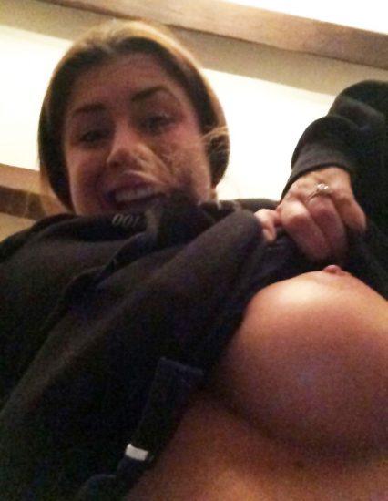 Gemma Atkinson Nude LEAKED Pics & Lesbian Porn Video 5
